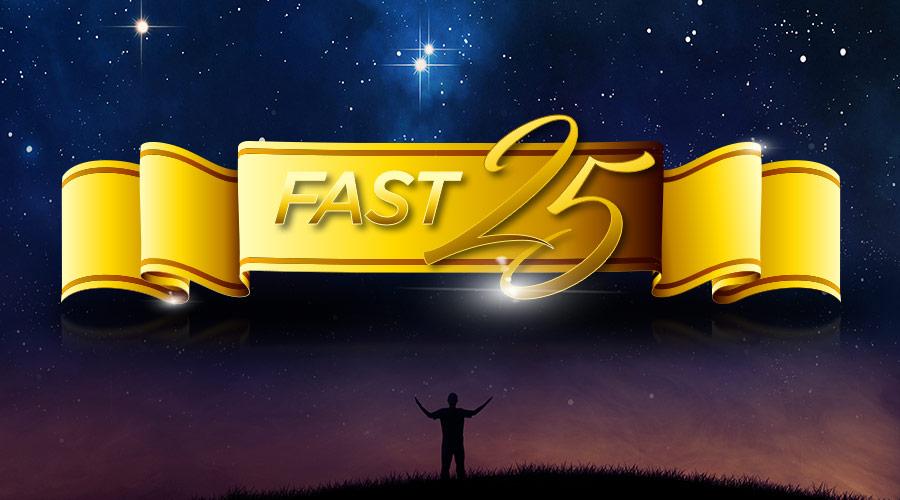 Wayal Fast 25 – First Quarter 2018