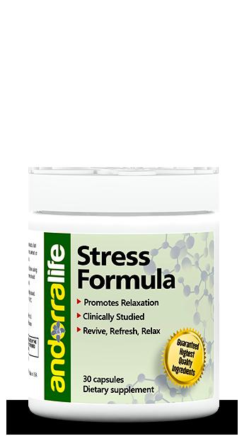 Stress Formula (Exp. 03/20)