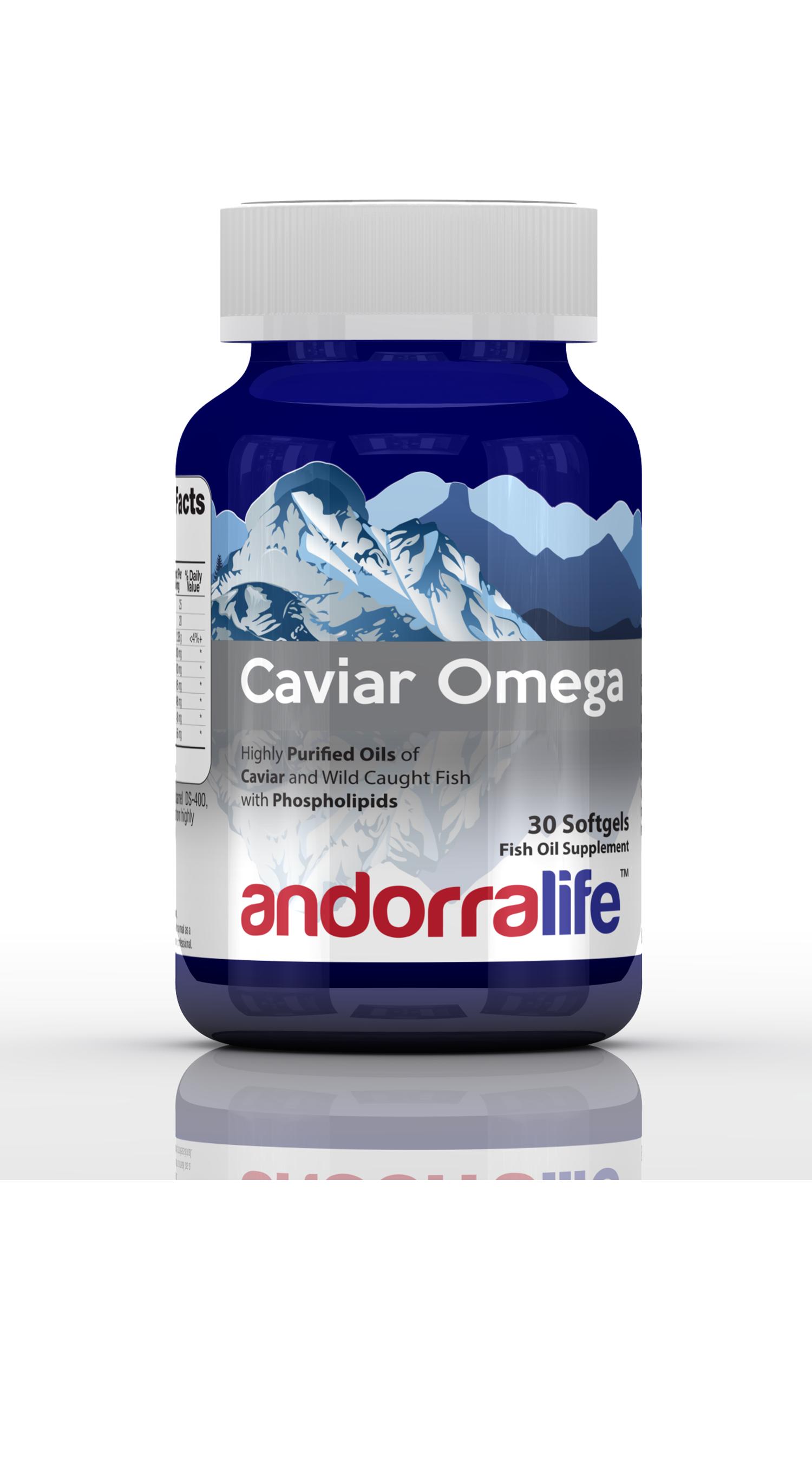 Caviar Omega (30CT)