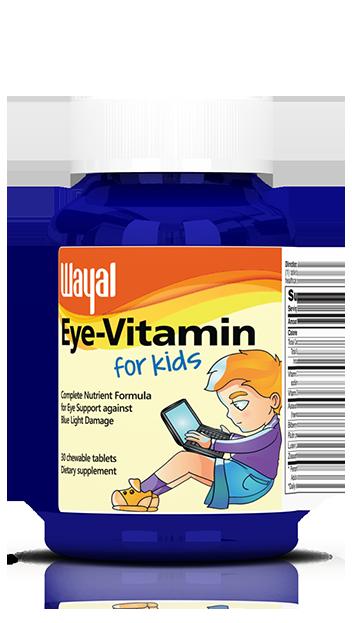Eye-Vitamin for Kids