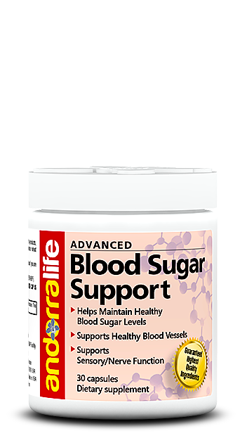 Advanced Blood Sugar Support