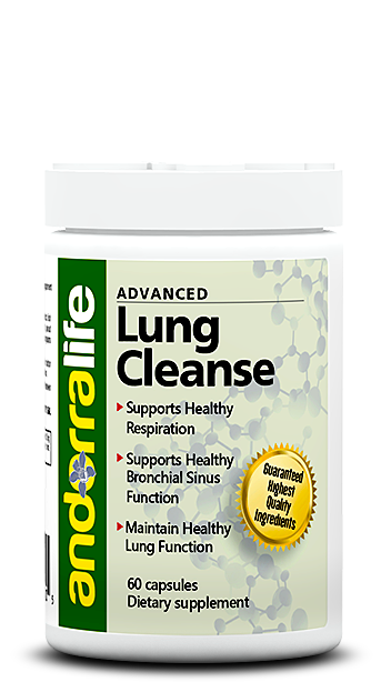 Advanced Lung Cleanse (Limit 3)