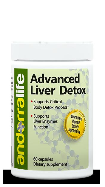 Advanced Liver Detox