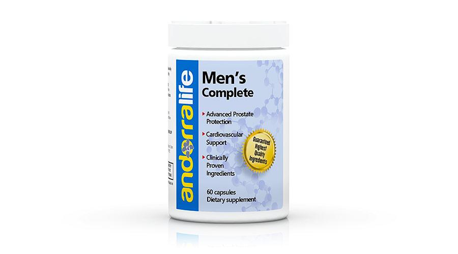 New Product Release – AndorraLife Men's Complete