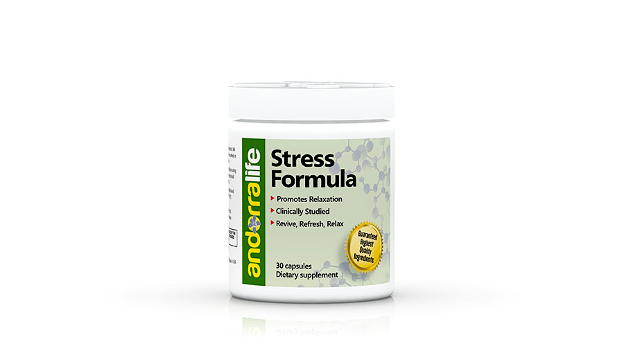 New Product Release – AndorraLife Stress Formula