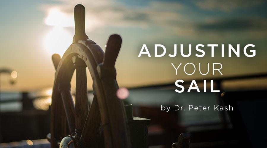 Adjusting Your Sail